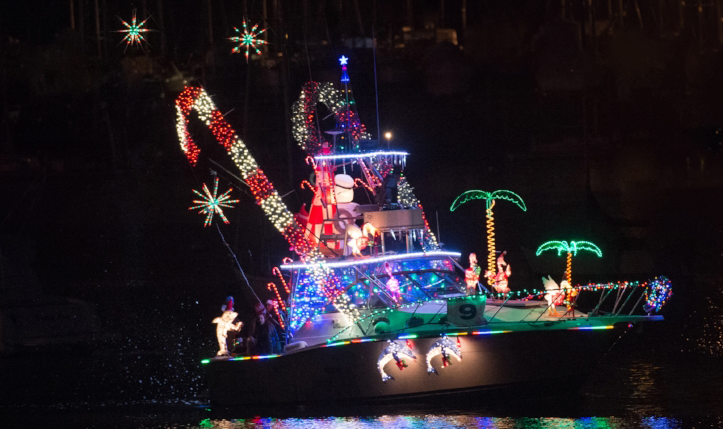 Christmas Lights In Jacksonville Jacksonville Beach Beach Mom Boat Parade