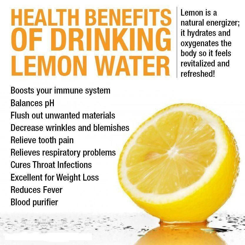 Benefits Of Drinking Healthy Lemon Drinks