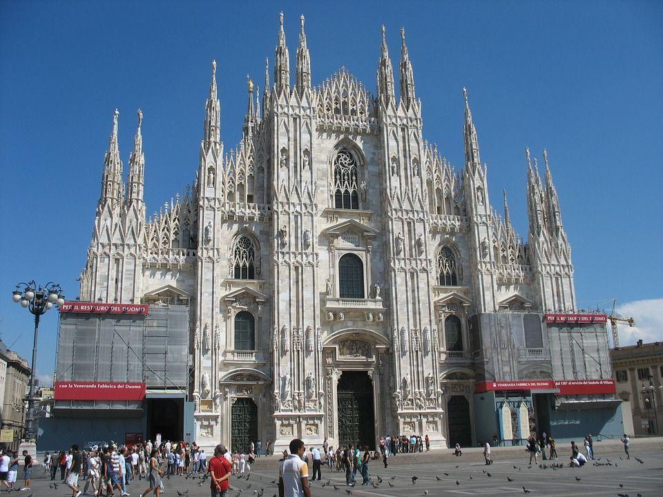 Vai Ver A Ultima Ceia Em Milao Viagens Pela Europa Milan
