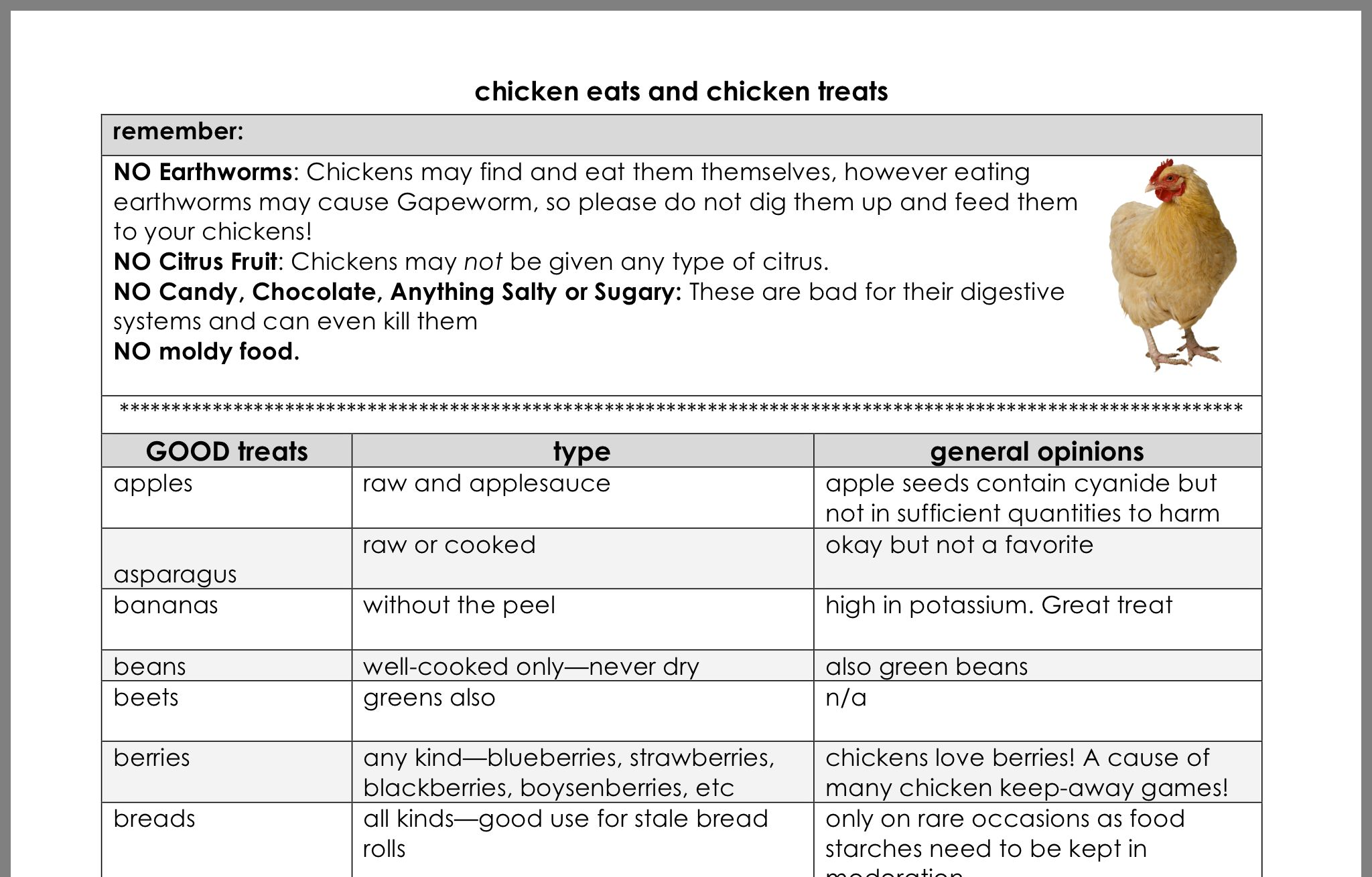 Pin By Kathleen Mcdiarmid On Chickens Fowl Chicken Treats Chicken Eating Citrus Fruit