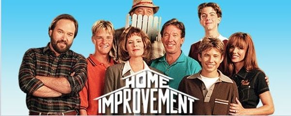 Home Improvement Is An American Television Sitcom Starring Tim Allen The Series Centers On The Taylor Family A Home Improvement Home Improvement Loans Improve