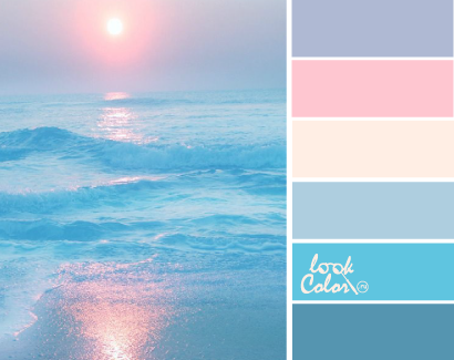 Pinterest Chels Fiji Sunset Color Palette Color Palette