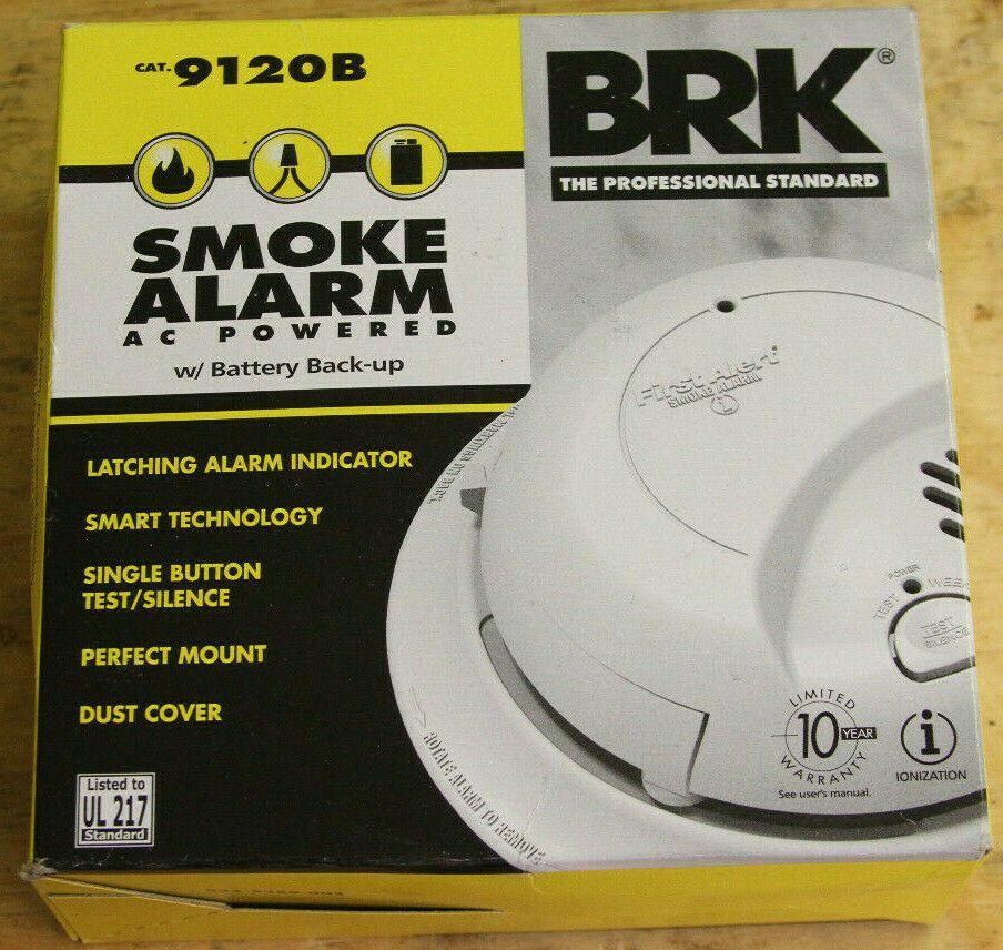 Smoke Alarm Smoke Alarm Ideas Smokealarm Firealarm Brk First Alert 9120b Combination Smoke Alarm Ac New Cr Brk First Smoke Alarms Alarm Fire Alarm