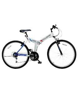 Challenge 26 Inch Folding Trekking Bike Unisex At Argos 13 10 12