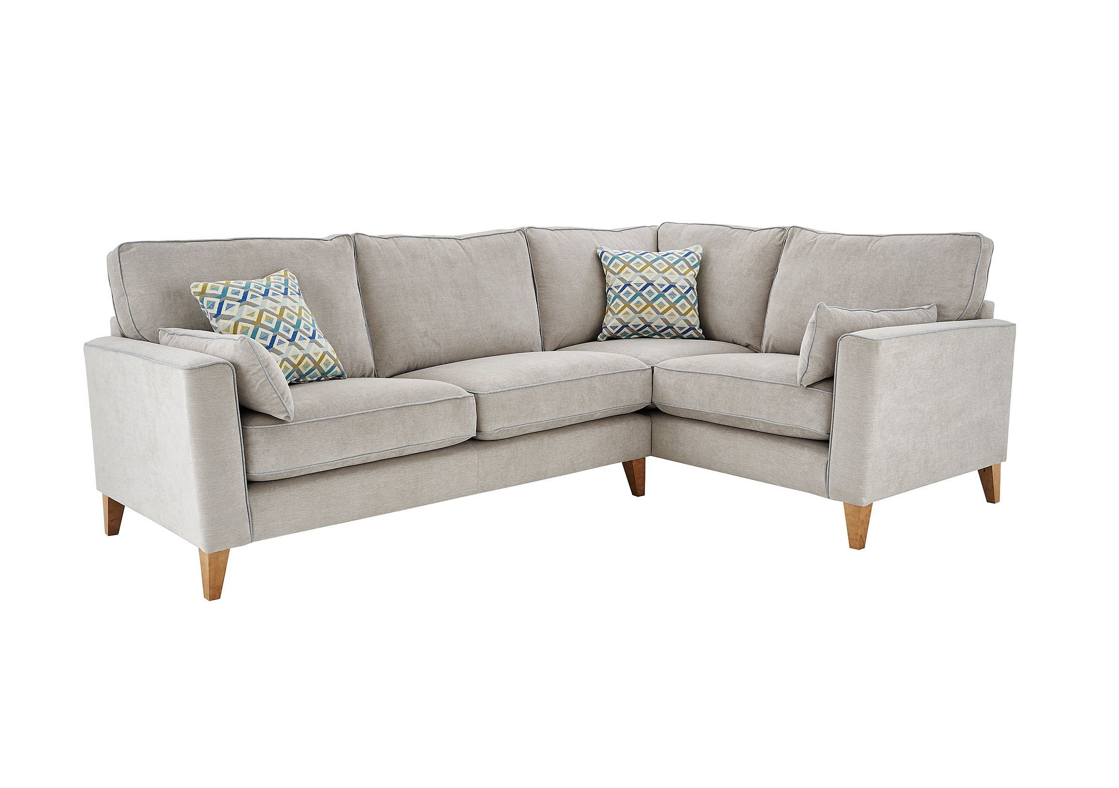 John Lewis Leon Sofa We Want This But In Turquoise Zinc Left Arm Facing Corner Group