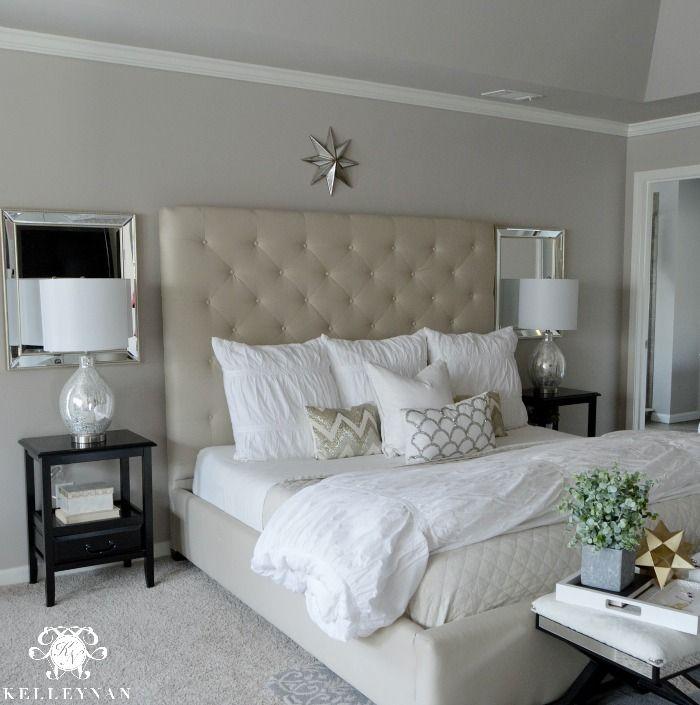 Master Bedroom Update Bedroom Decor Neutral Bedroom