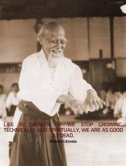 kung fu ce idézetek PARTAGE OF O SENSEI UESHIBA MORIHEI FOUNDER OF AIKIDO..ON
