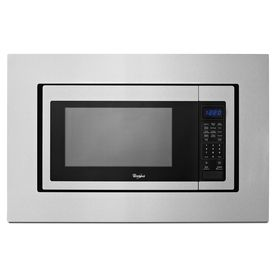Microwave Trim Kit Ul Listed For Use Over Any Electric Or Gas Built In Oven Up To Wide Gives The An Integrated Look When Being