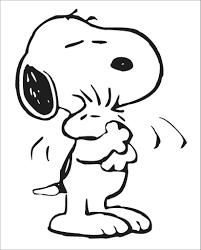 Resultado de imagen de snoopy dibujos para colorear