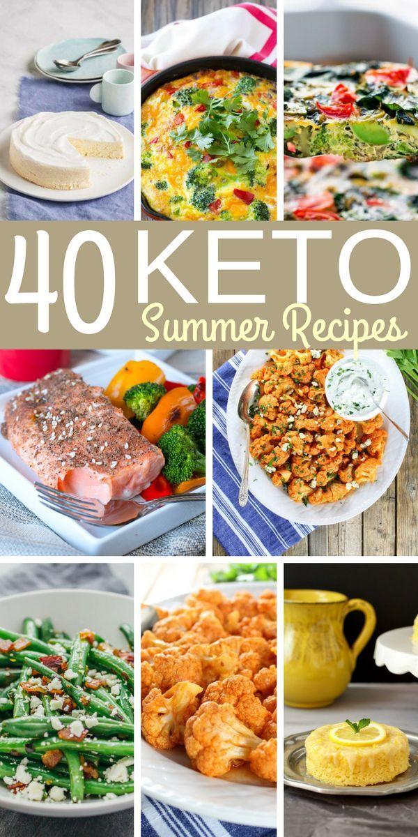 Photo of 40 Keto Summer Recipes