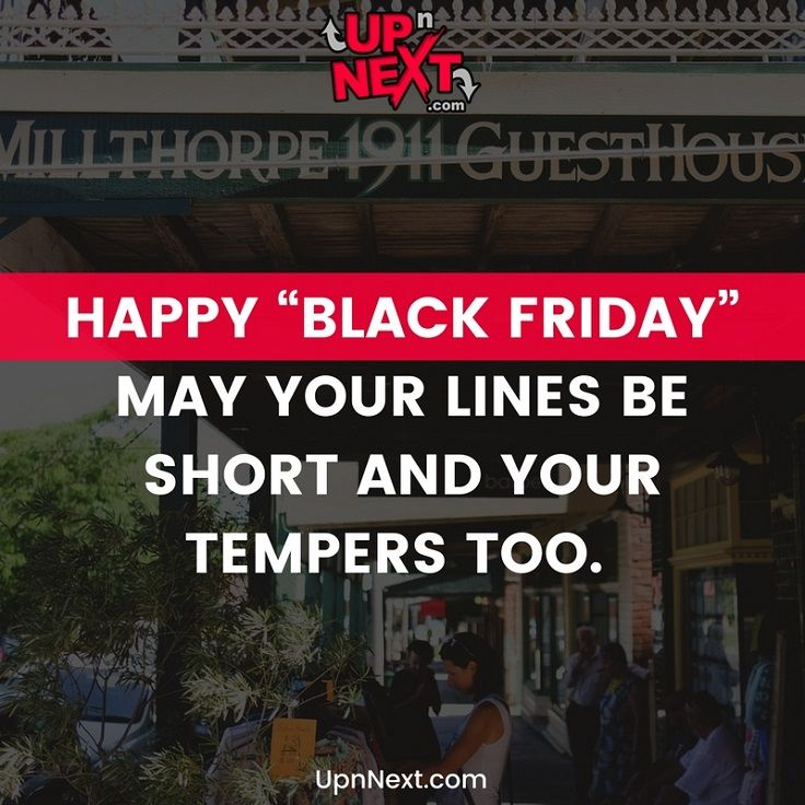 Black Friday Quotes 2018 | Black Friday Wishes, Quotes ...
