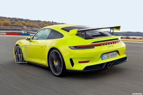 Porsche News 2019 2020 2021 And 2022 All New Porsche Until 2022 Auto Carros