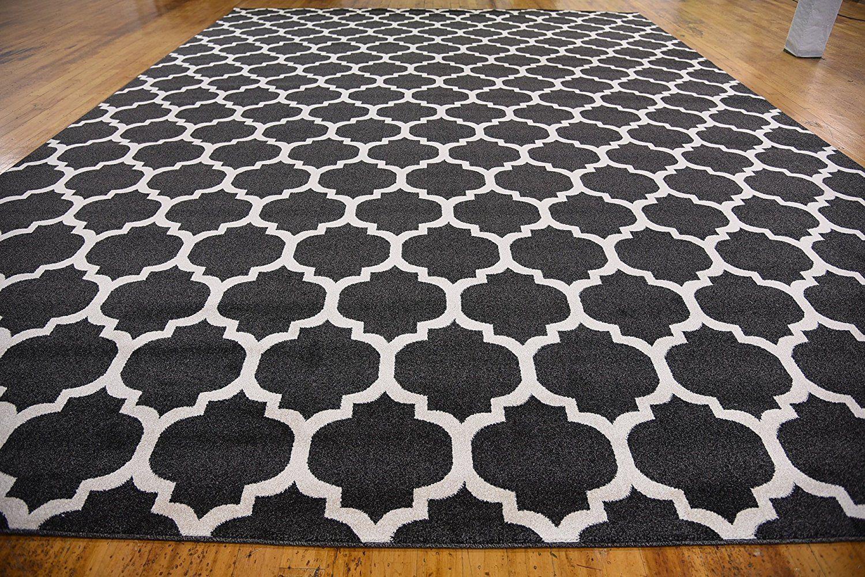 13u0027 feet area rugs black and white rugs affiliate link inexpensive rugs