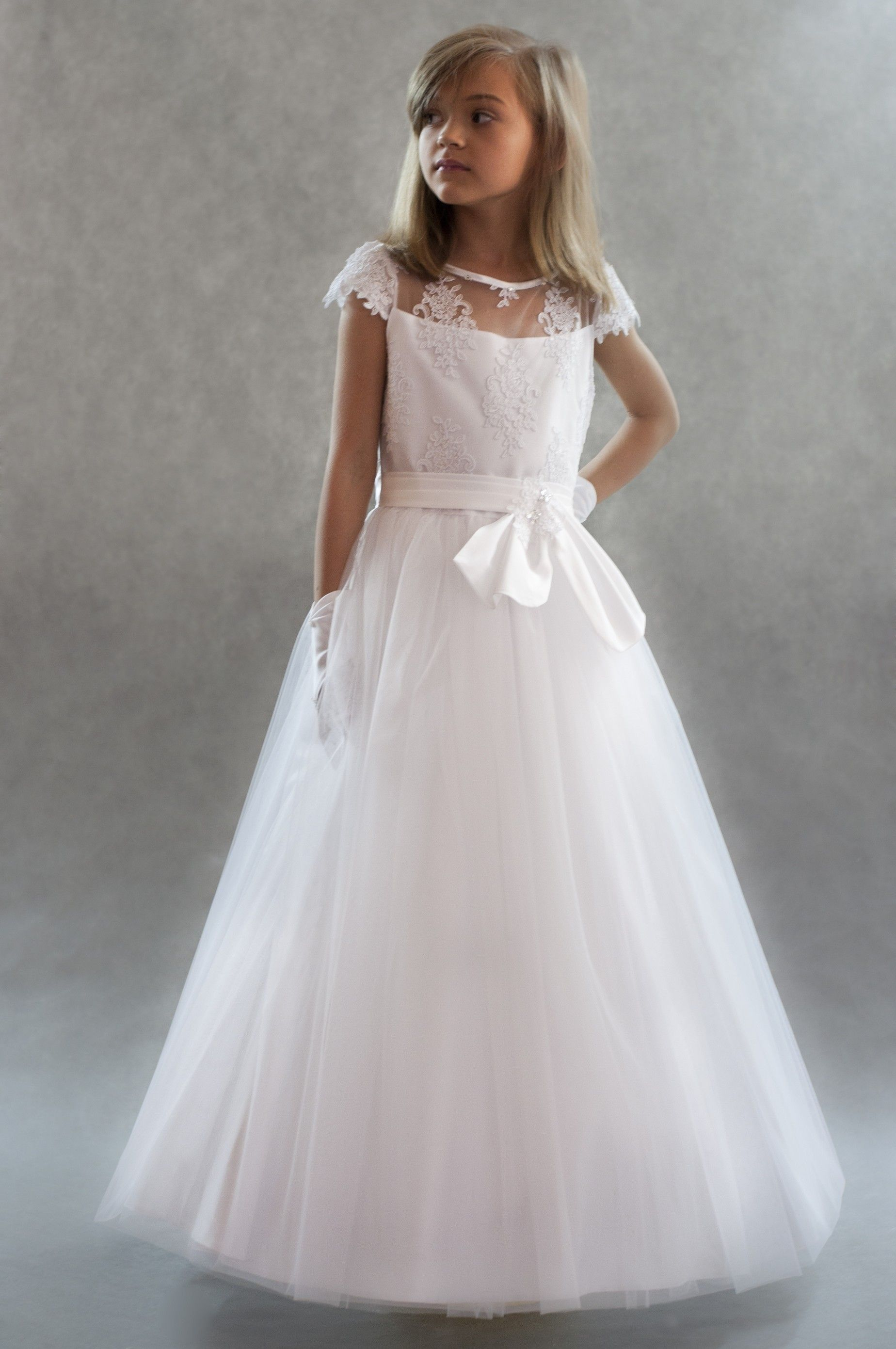 Handmade Lace Communion Dress Communion Dresses