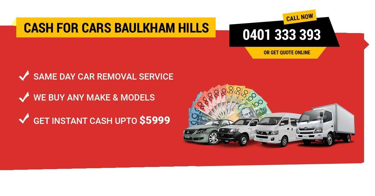 Call Car Wreckers Baulkham Hills 2153 and Dismantler for