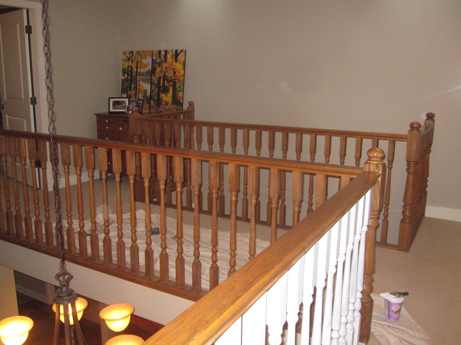 Best 25 Painted Stair Railings Ideas On Pinterest Stair 400 x 300
