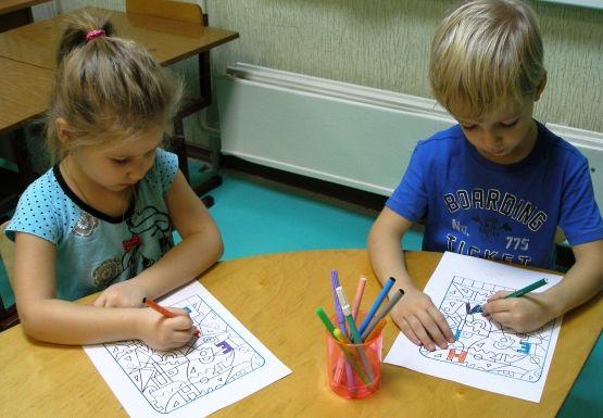 «Мастерская букв». Игры и упражнения для запоминания зрительного образа букв. Воспитателям детских садов, школьным учителям и педагогам - Маам.ру