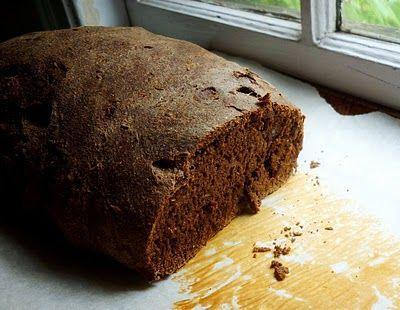Pumpernickel Rye Bread with Raisins | Food, Pumpernickel ...