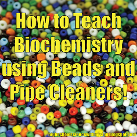high school science mrs lau hands on biochemistry beads  high school science mrs lau hands on biochemistry beads pipe