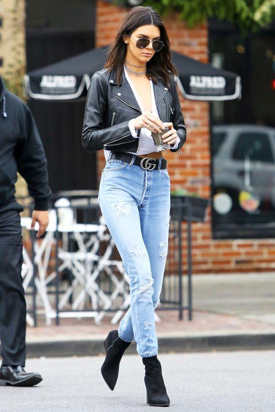 Os melhores momentos fashion de Kendall Jenner  50ead9ad3b5