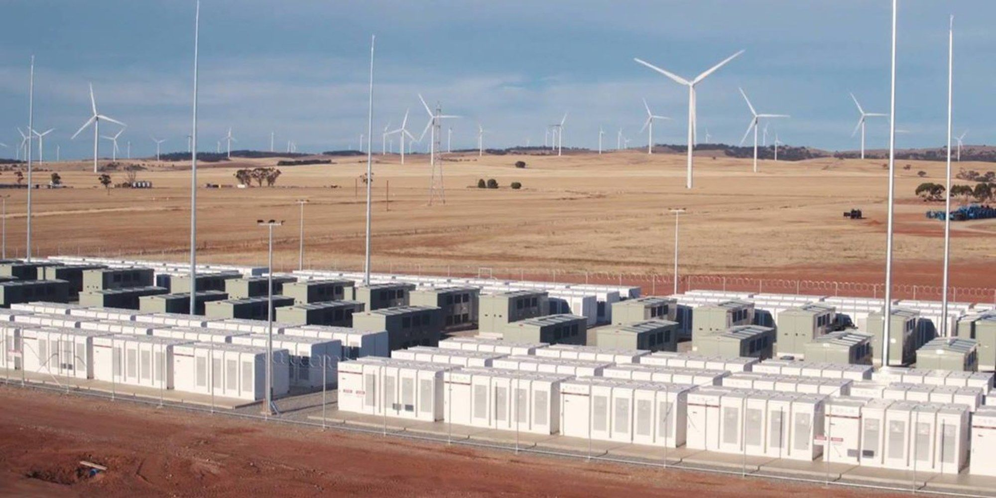 South Australia Officially Activated The World S Biggest Battery On Friday The Feat Was Achieved Much To The Credit Of Elon Energy Australia Tesla Big Battery