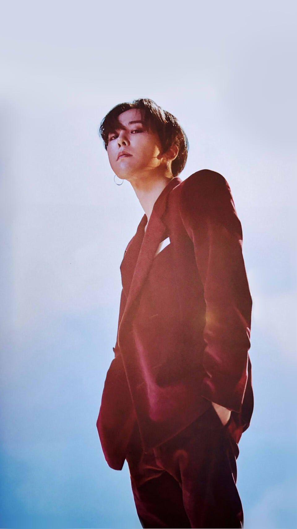 G Dragon Bigbang Wallpaper Iphone Gdragon Selebritas Bigbang