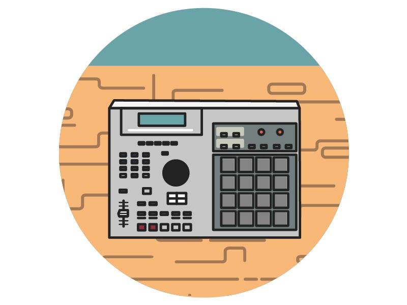 Akai Mpc Music Design Tool Design Akai