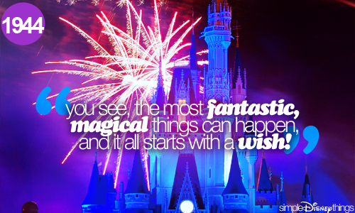 @simpledisneythings let the memories begin ºOº