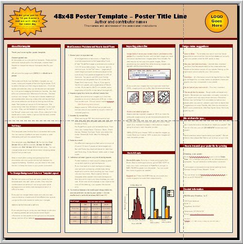 Free Banner Template Word In 2020 Conference Poster Template Conference Poster Poster Template