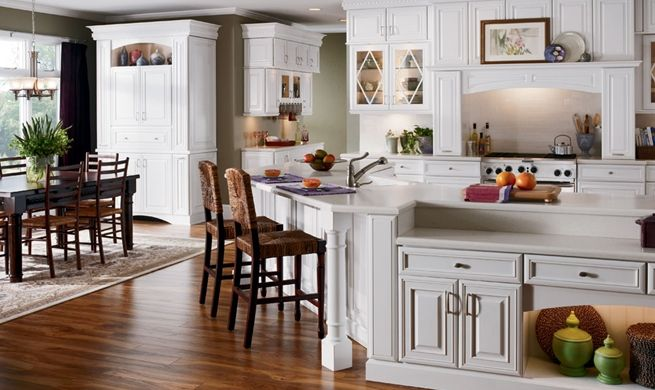Cocinas con distintos tipos de barra ideas para el hogar for Cocina tipo americana pequena