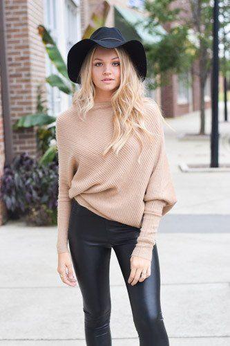 Tenley Tencel Sweater – Swoon Boutique