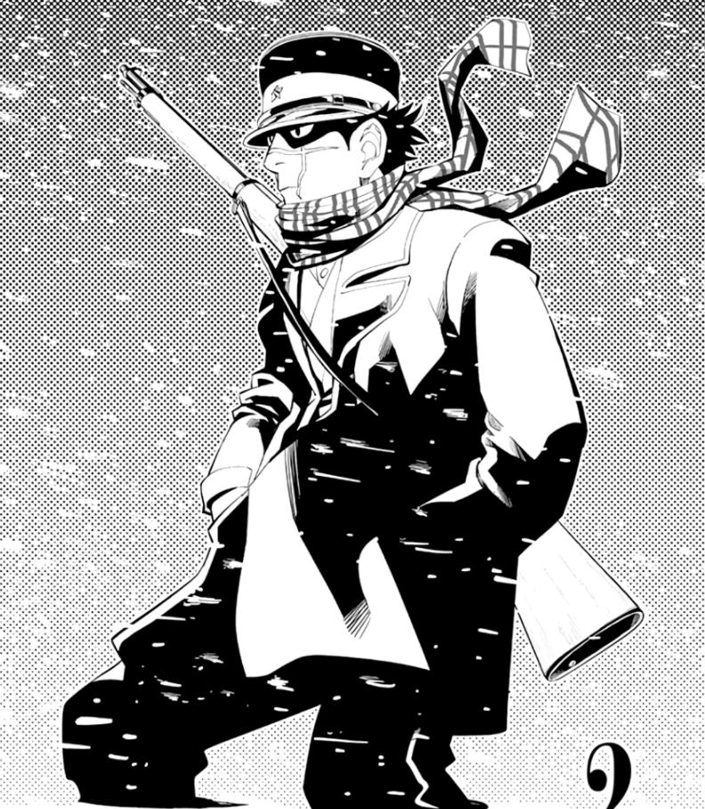Golden Kamuy Manga Manga to read, Anime