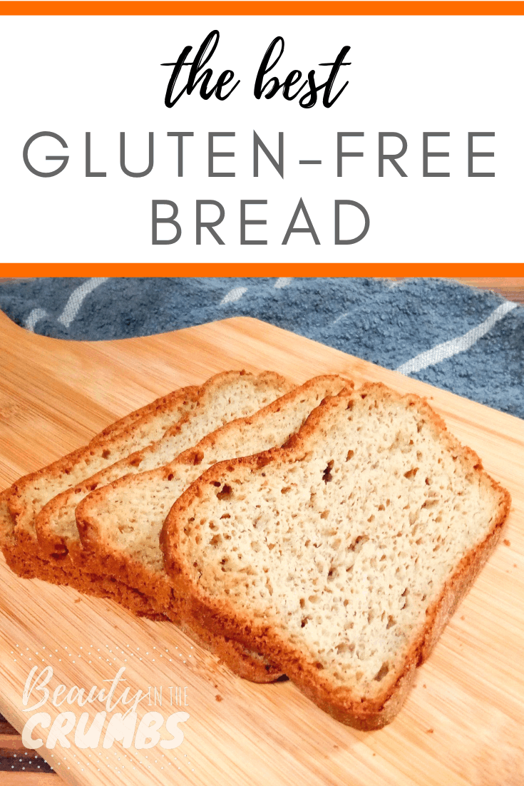 An Easy Gluten Free Bread Recipe That Anyone Can Make Dairy Free Recipe In 2020 Gluten Free Bread Best Gluten Free Bread Gluten Free Recipes Bread