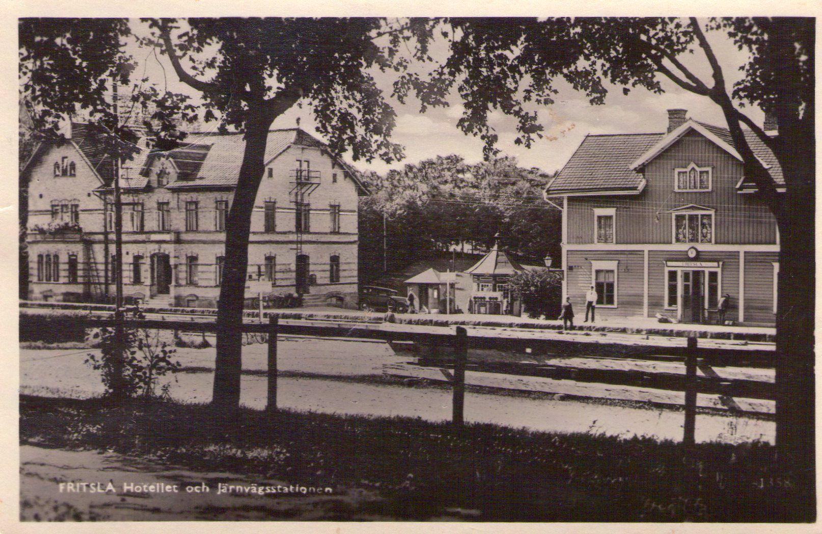 Fritsla Hotell och Station