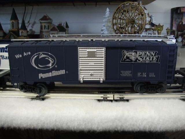 Train OG 2004 PSU Blue Boxcar