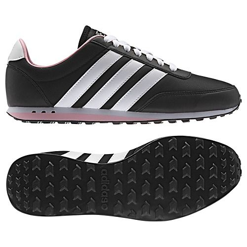 Women&s Adidas Neo V Racer Shoes