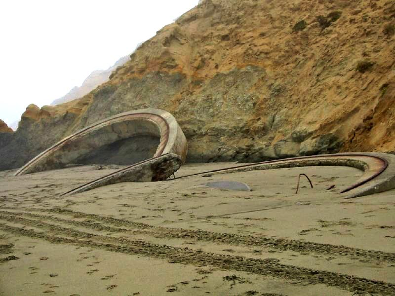 THE STARGATE AT FORT FUNSTON | Are these the remnants of A.) an ...