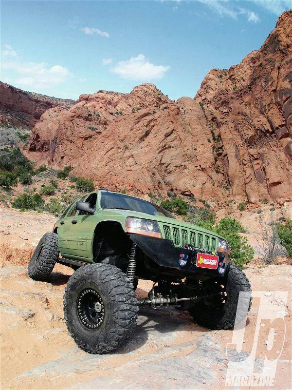 Sick WJ with full width axles   Jeeps   Jeep wj, Jeep, Jeep grand