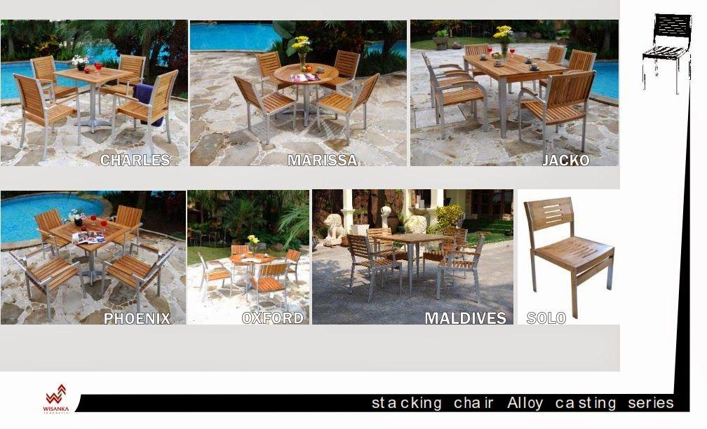 Indonesia Outdoor Furniture - WISANKA Jepara: MODERN OUTDOOR TEAK ...