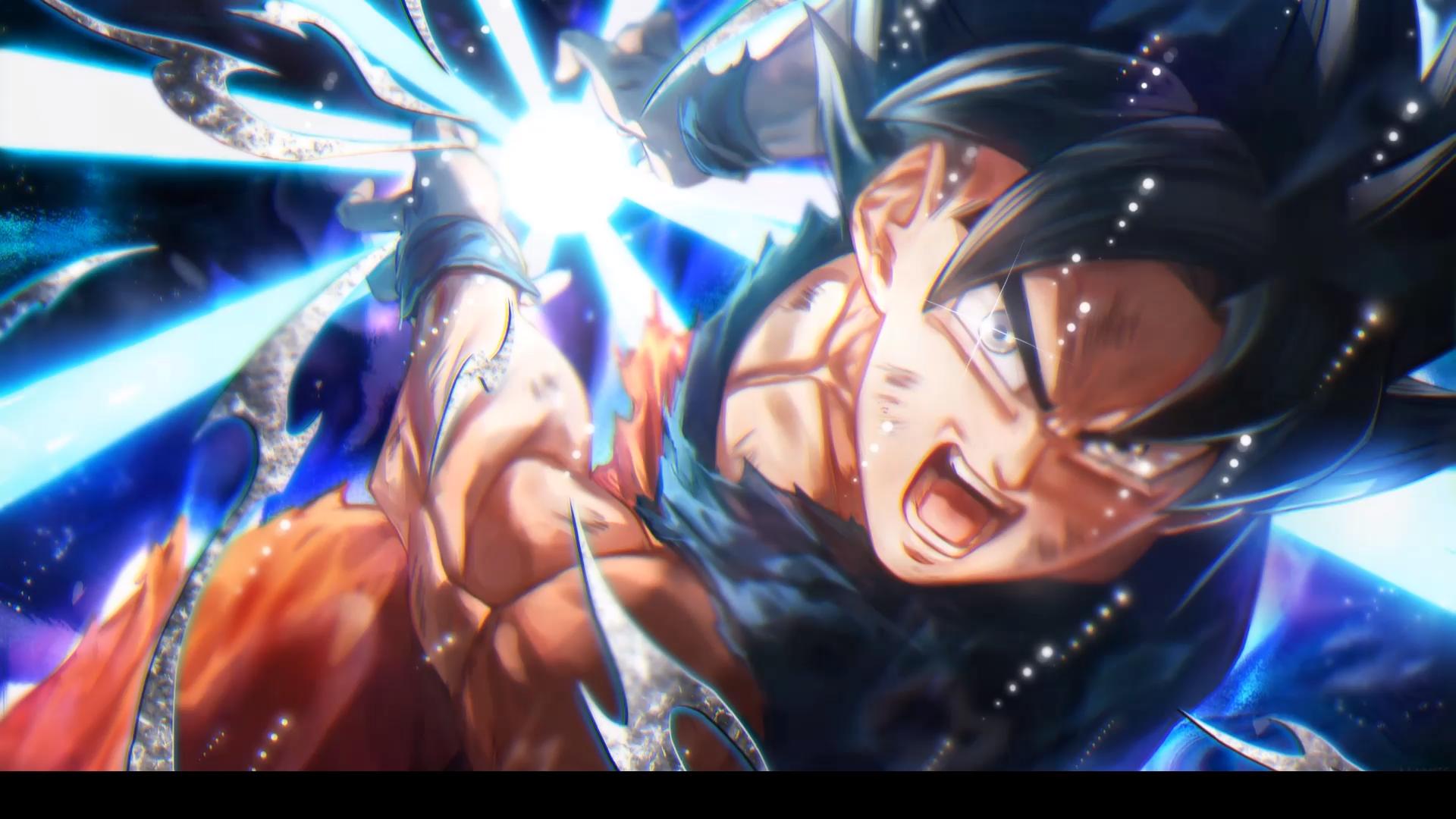 Ultra Instinct Son Goku Dragon Ball Super Anime Wallpaper Video In 2020 Dragon Ball Wallpapers Dragon Ball Super Wallpapers Dragon Ball Super Manga