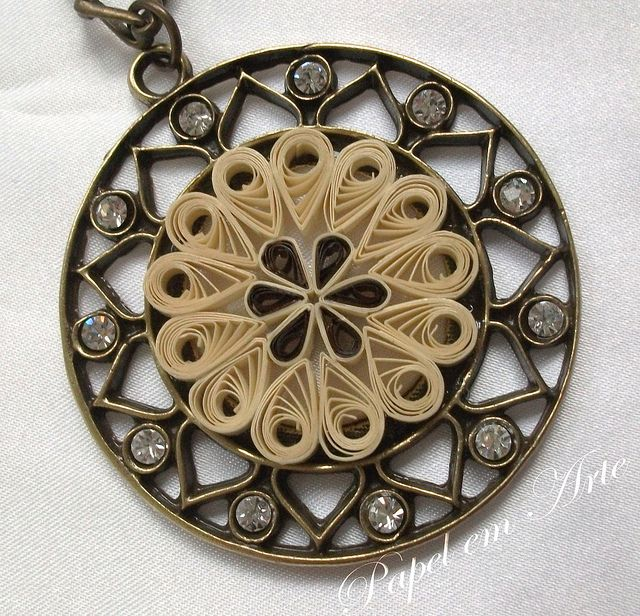 Really beautiful #quilling