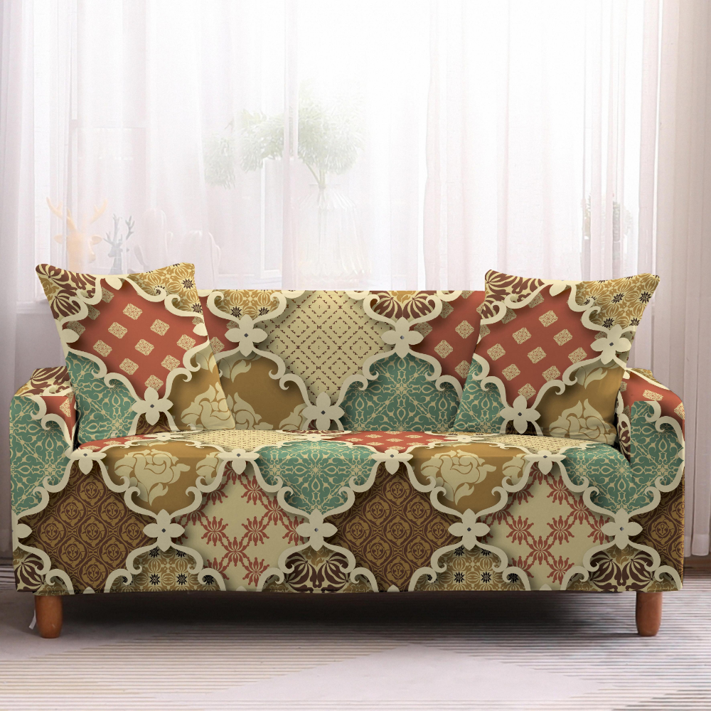 Bohemian Couch Covers Boho Sofa Cover Sofa Covers Boho Sofa Printed Sofa