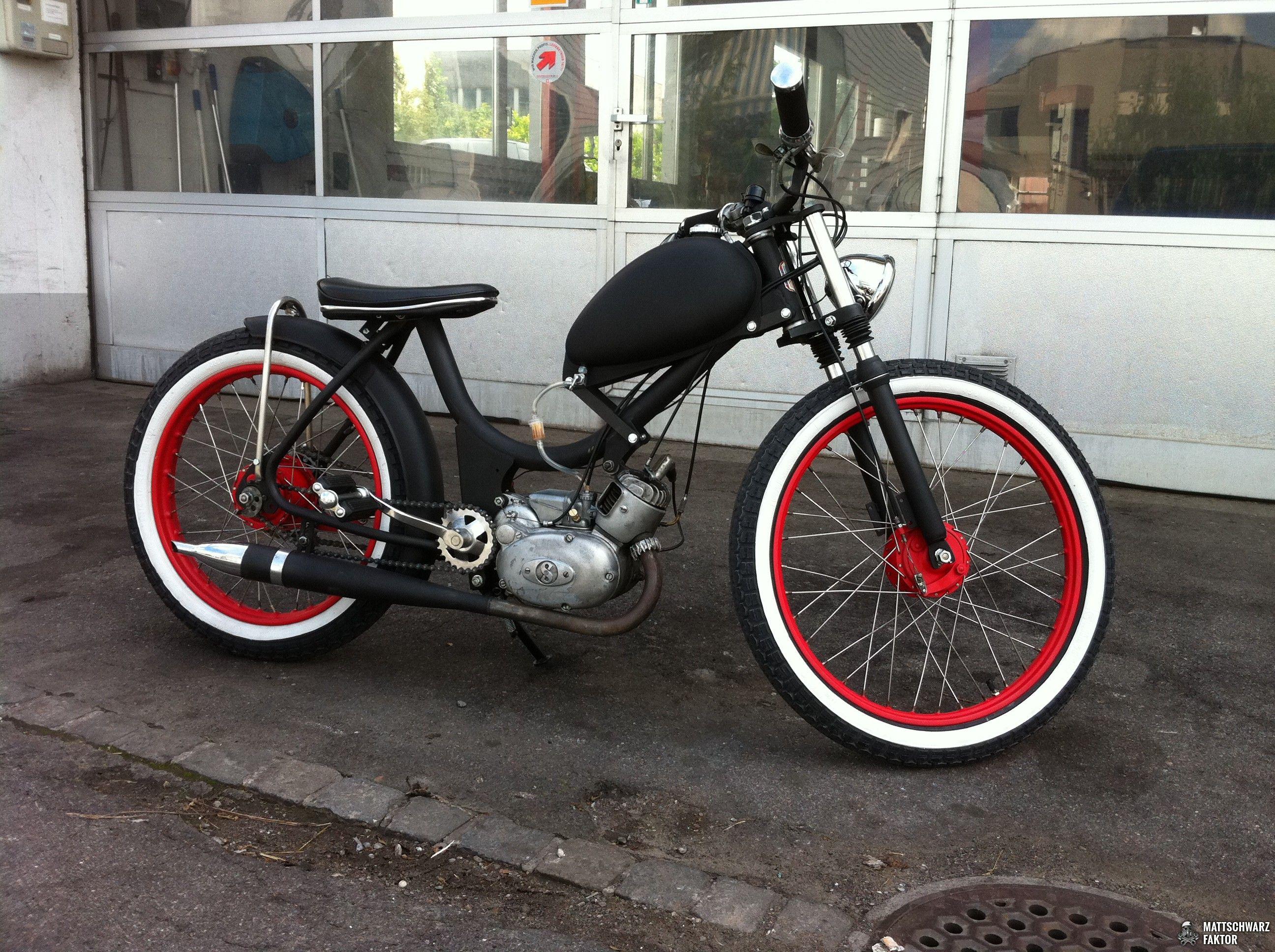 cilo mofa google suche motorcycles bobber. Black Bedroom Furniture Sets. Home Design Ideas