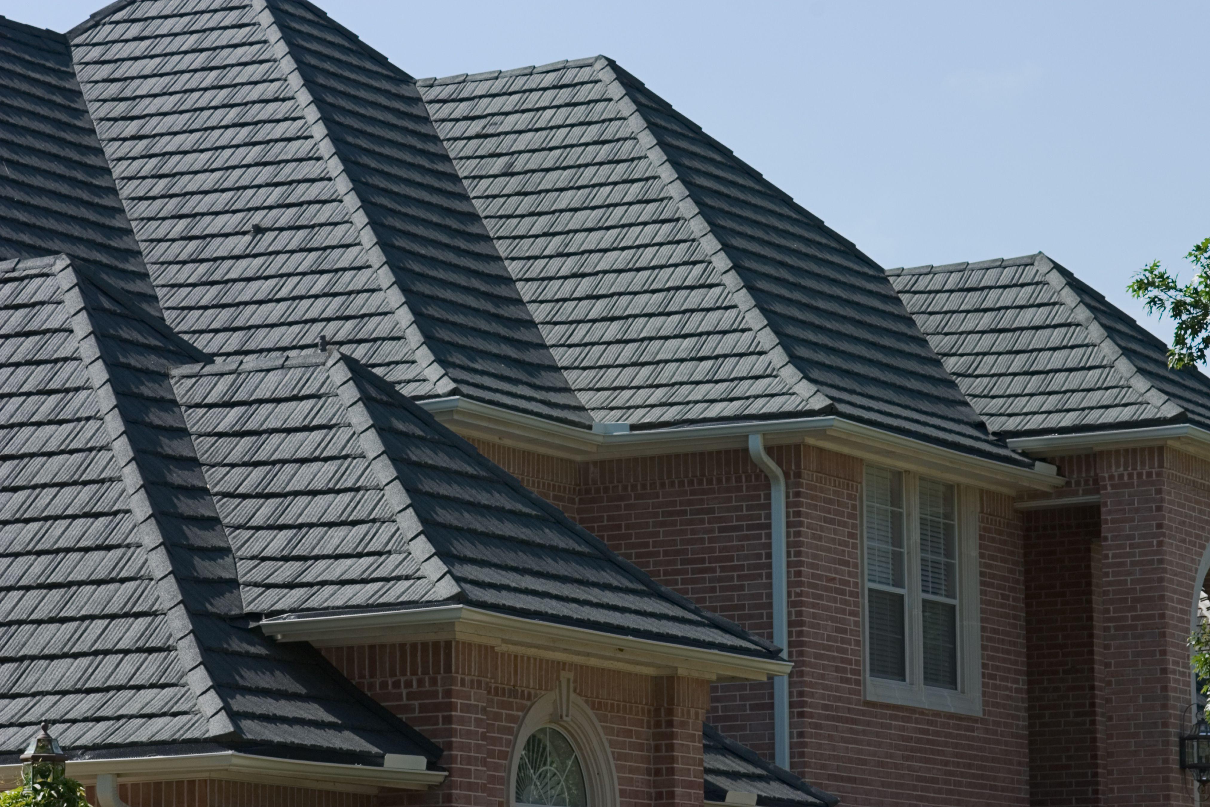 Gerard Stone Coated Steel Metal Roofing Timberwood Canyon Shake Metal Shingles Zinc Roof Metal Roof