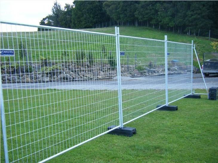 Welded Temporary Fence   fence   Pinterest   Fences, Commercial and ...