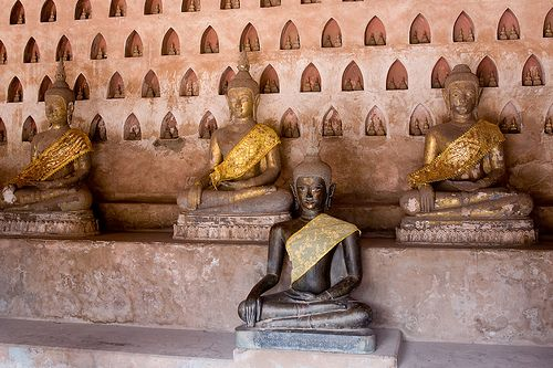 Vientiane, Laos by Loïc BROHARD, via Flickr