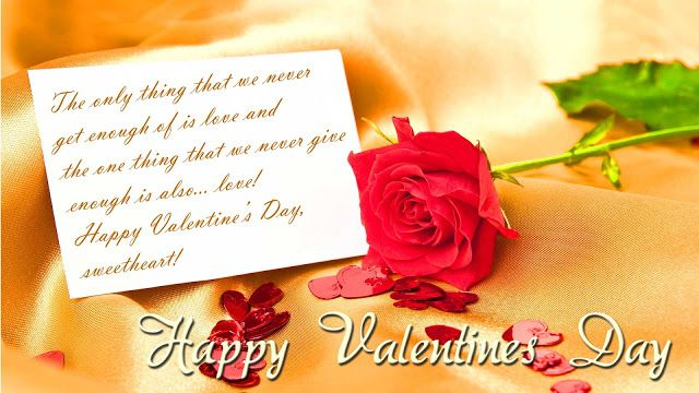 Happy Valentines Day My Love Quotes Sms Messages 01