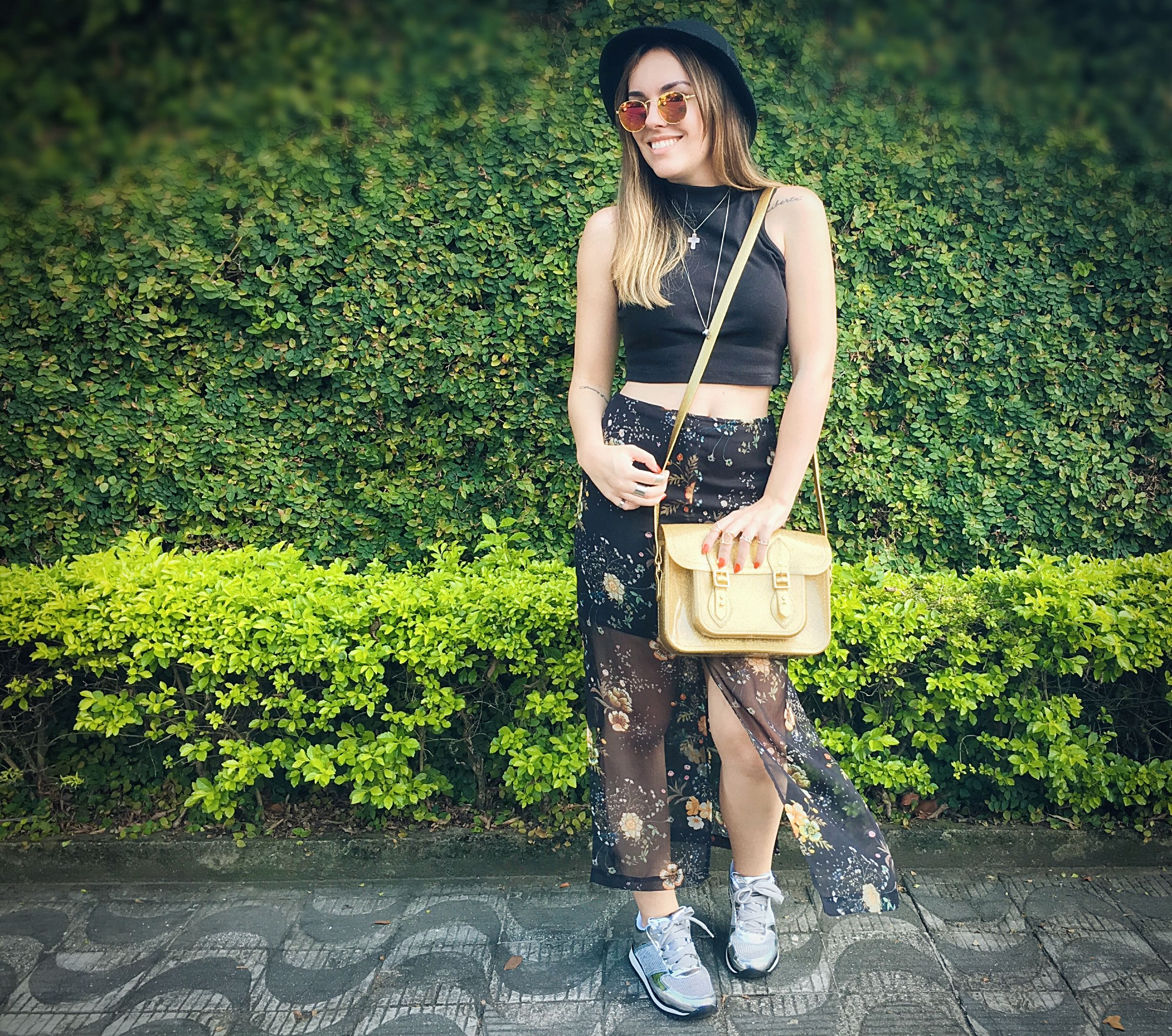 3d1a5ce25d Look com top cropped