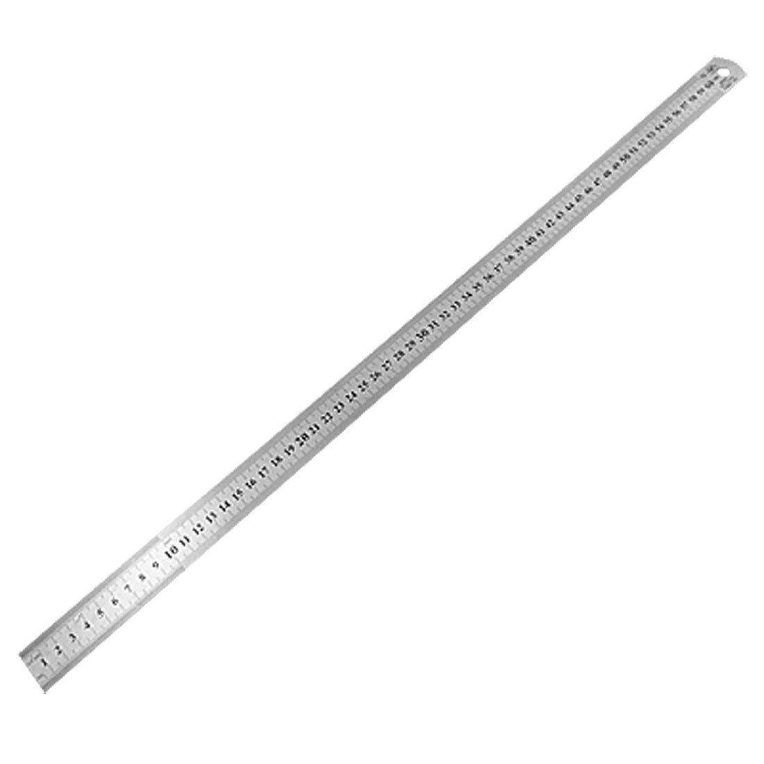 Affordable 60 cm Metallo Inossidabile di Misura Etero Righello