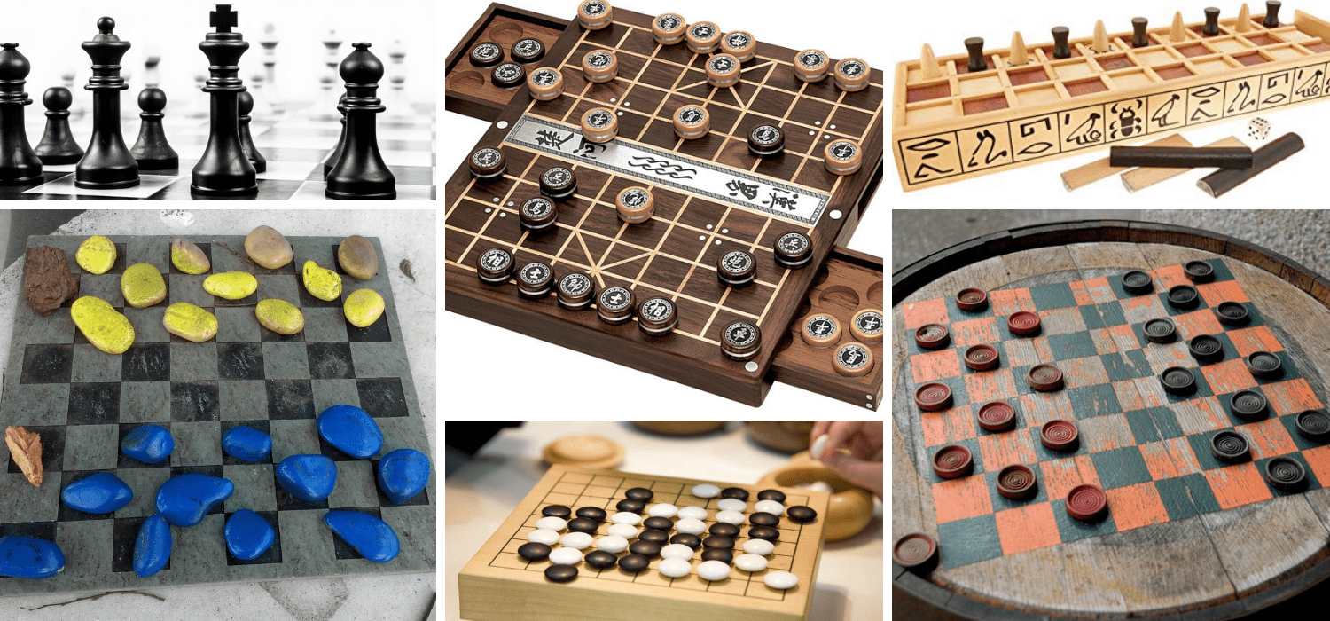 Exploring the Different Types of Board Games + REAL